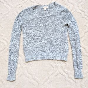 Tops - Peppered knit sweater